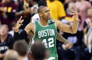 Al Horford está entusiasmado con volver a jugar con los Celtics