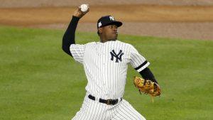 Luis Severino tuvo un regreso triunfal con los Yankees