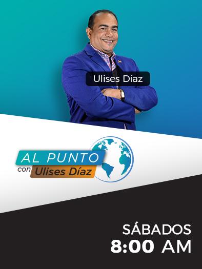 Al Punto con Ulises Díaz