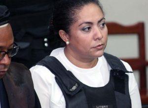 Recesan audiencia para conocer habeas corpus en favor Marlin Martínez