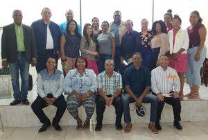 Seccional CDP Peravia, Azua, Ocoa imparte taller de redacción periodística para medios digitales