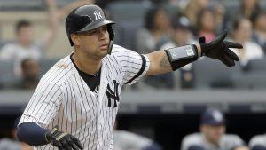 Gary Sánchez aporta su cuota al triunfo de los Yankees