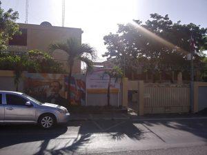 Comunitarios denuncian liceo en Cotuí no inicia el año escolar
