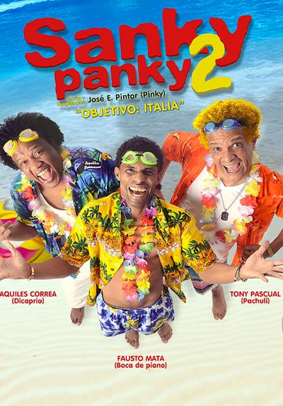 Vea en linea Película Sanky panky 2