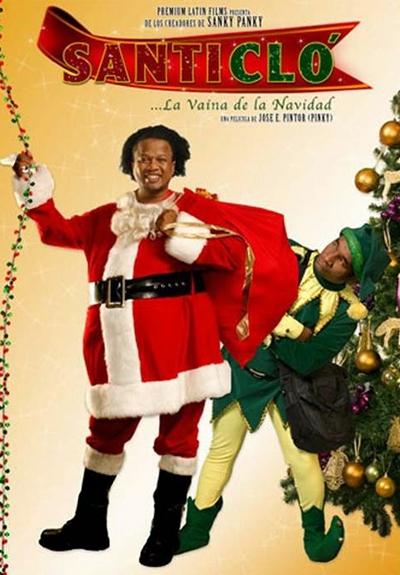 Vea en linea Santicló… Película La vaina de la navidad