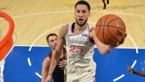 Los 76ers tratan de 'recuperar' a Ben Simmons