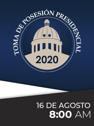 Toma de Posesión Presidencial 2020
