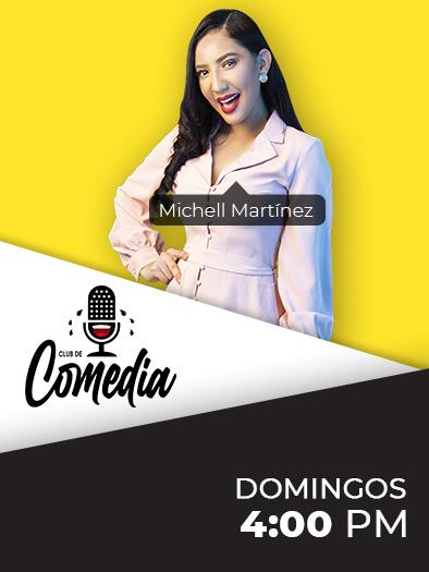 Club de Comedia