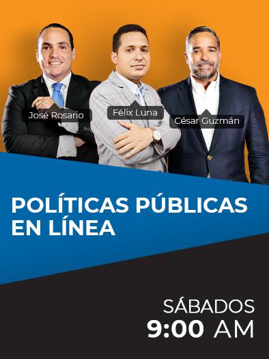 Políticas Públicas en Líneas