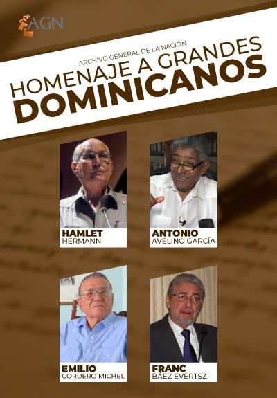 #ENDTV Documentales: Homenaje e Historia de Diversas Personalidades de la Sociedad Dominicana – Archivo General de la Nación