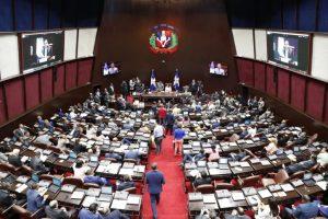 Diputados aprueban presupuesto complementario 2021 por más de RD$85 mil millones