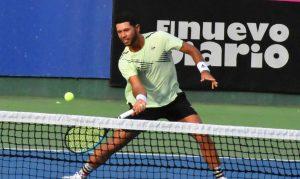 Nick Hardt avanza en dobles y sencillos en el M15 de Antalya