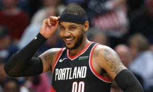 Los Lakers podrían estar interesados en Carmelo Anthony