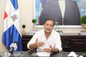 Abel Martínez se pone a disposición de la Alcaldía de Santo Domingo Este