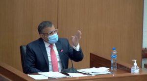 Juicio Odebrecht reinicia este lunes con discurso de clausura Tommy Galán