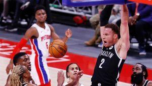 Blake Griffin acuerda continuar por una temporada con los Brooklyn Nets