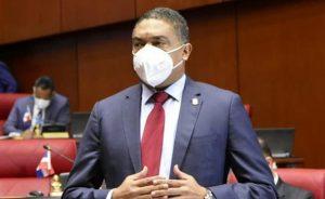 (VIDEOS) Senador del PLD Yván Lorenzo pide al Senado que investigue fondos de publicidad del DICOM