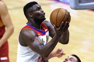 Zion Williamson se fractura un dedo y es baja indefinida para los Pelicans
