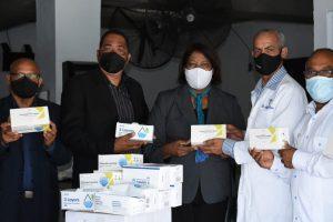 CDP Vacuna contra COVID 19 a sus miembros en Santo Domingo Norte