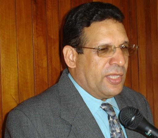 Ysócrates Peña Reyes, Director General del CRD.
