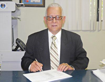 Rafael Fernández Valerio, Coordinador Unidad de Educación Superior del CRD.