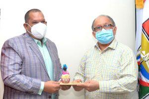 El Hemocentro Nacional y la Alcaldía SDN se alían para hacer campaña de donación de sangre
