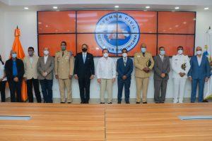 Juan Salas toma posesión como nuevo director ejecutivo de la Defensa Civil
