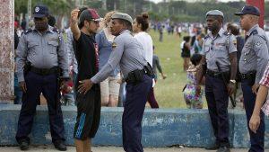 Activistas cubanos cumplen seis días arrestados por disputa con la Policía