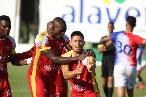 Mauro Gómez iguala el liderato de goles de la LDF 2021