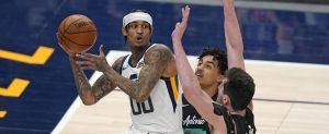 (VIDEO) Clarkson lidera ataque arrollador de Jazz y recuperan mejor marca NBA