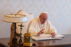 El papa envió su solidaridad a India ante la grave situación por la pandemia
