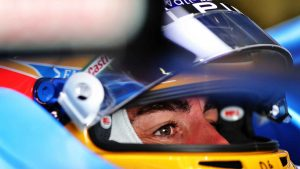 """Fernando Alonso: """"Cada vez me siento más cómodo con el coche"""""""