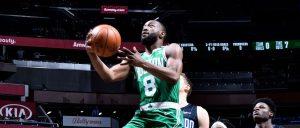 (VIDEO) Vuelve Kemba Walker y Celtics recuperan sexto puesto en el Este