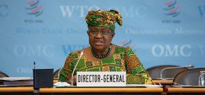 OMC celebra apoyo de EEUU a suspensión patentes y pide prontas negociaciones