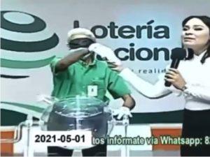 (VIDEO) Lotería Nacional convoca a rueda de prensa para explicar sobre video circula en redes