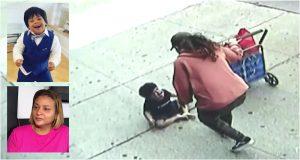 Niño de origen dominicano con 3 años y Síndrome de Down sobrevive a caída en El Bronx