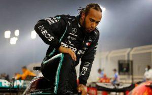 Lewis Hamilton repite como mejor deportista masculino