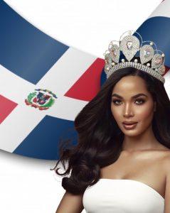 Kimberly Jiménez, Miss República Dominicana Universo, parte hacia Florida este viernes
