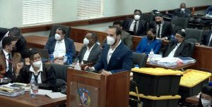 Alejandro Montero dice no conocer a ningún imputado caso Coral ni pertenecer a entramado