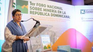 Abogan por políticas con perspectivas de génerode respeto al medioambiente en sector minero