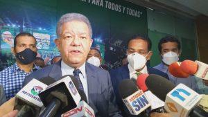 (VIDEO) Leonel: Reforma fiscal sin reactivación económica generaría ingobernabilidad y protestas