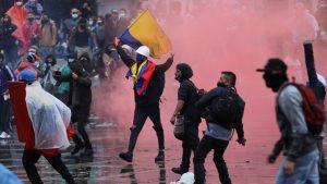 Colombia avanza en diálogo político mientras protestas siguen en las calles