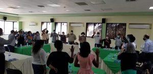 Crean junta para la digitalización y educación no presencial en Sabana Grande de Boyá