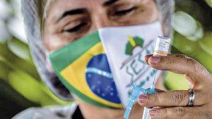 Brasil apoya ahora negociaciones para liberar patentes de vacunas anticovid