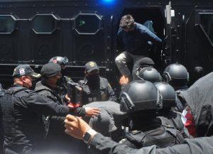 Detienen a 55 personas que poseían drogas y armas largas en Ciudad de México