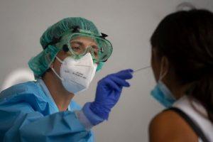 Reportan 642 contagios de covid-19 y seis fallecidos en las últimas 24 horas