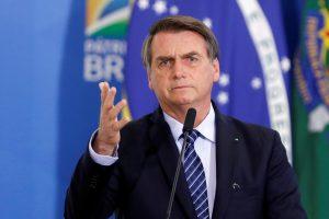 """Bolsonaro tilda de """"bochorno"""" la comisión que investiga su manejo del covid"""