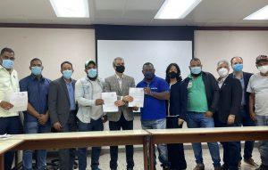 Ministerio de Trabajo informa solución de conflicto entre Falcondo y trabajadores