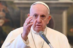 El papa pide el cese de los enfrentamientos en Jerusalén