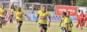 Gol de Kelvin Durán ofrece empate épico al MOCA FC frente al Atlético Vega Real